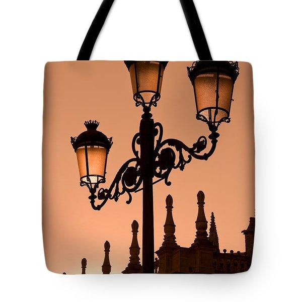 Seville Lantern Tote Bag