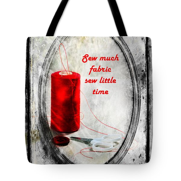 Sew Much Tote Bag
