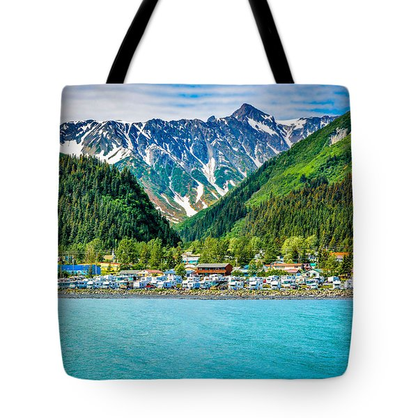 Seward Tote Bag by Andrew Matwijec