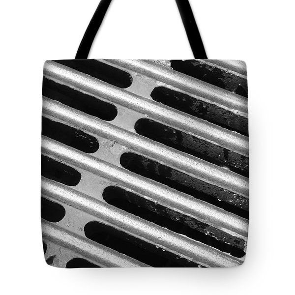 Sewer Art Tote Bag