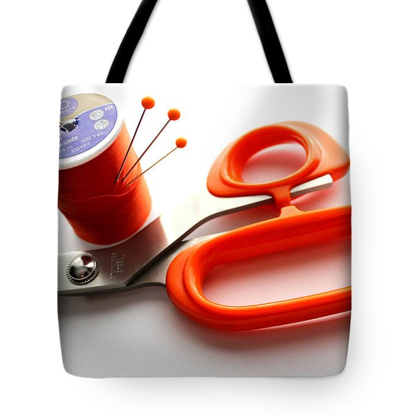 Sewing Essentials Tote Bag by Barbara Griffin