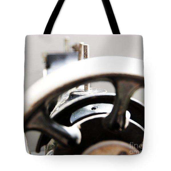 Sewing Machine 3 Tote Bag