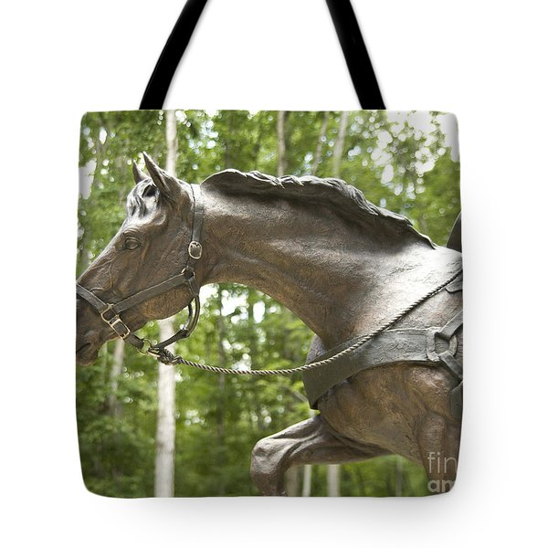 Sgt Reckless Tote Bag