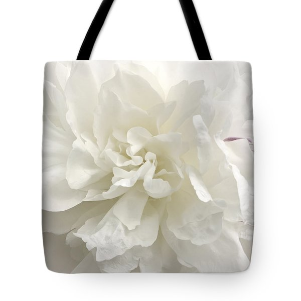 Shabby Chic Wedding Tote Bag