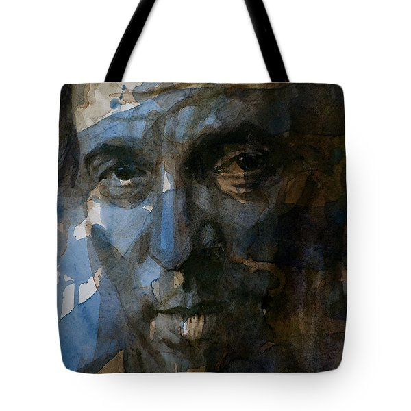 Shackled And Drawn Tote Bag
