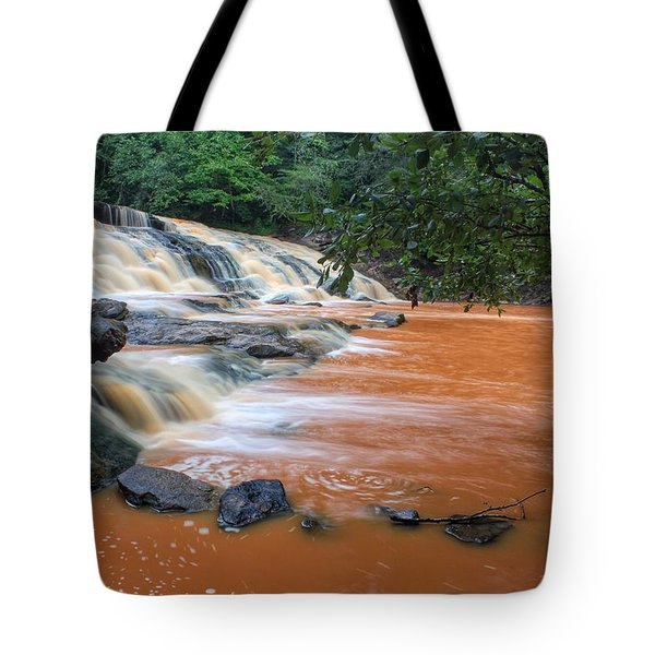 Shacktown Falls Tote Bag