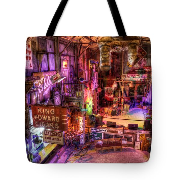 Shackup Inn Stage Tote Bag