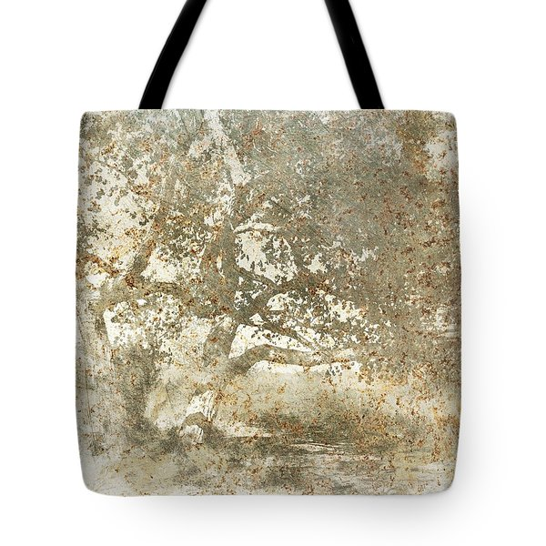 Shade Tree Tote Bag by Brett Pfister