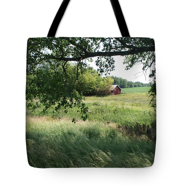Shaded View - Full Color Tote Bag