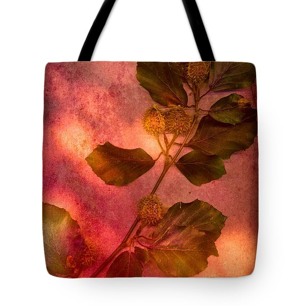 Shades Of Autumn Tote Bag