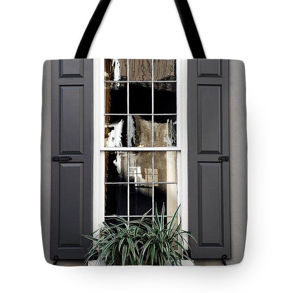 Shades Of Grey In Charleston Tote Bag