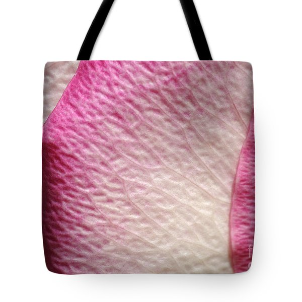 Shades Of Pink Tote Bag by Luke Moore