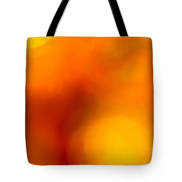 Shades Of Spheres Tote Bag by Cathy Dee Janes