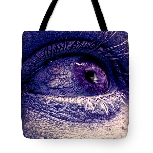 Shades Of Sympathy Tote Bag