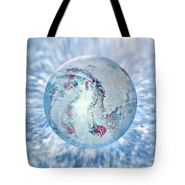 Shades Of Winter Tote Bag