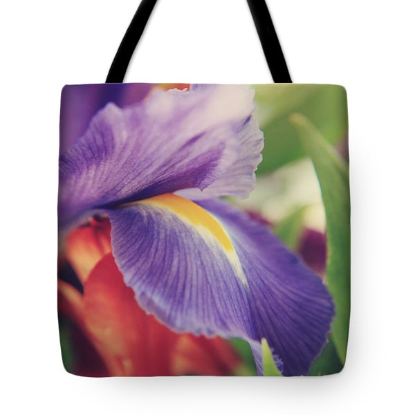 Shades Of You And Me Tote Bag by Laurie Search