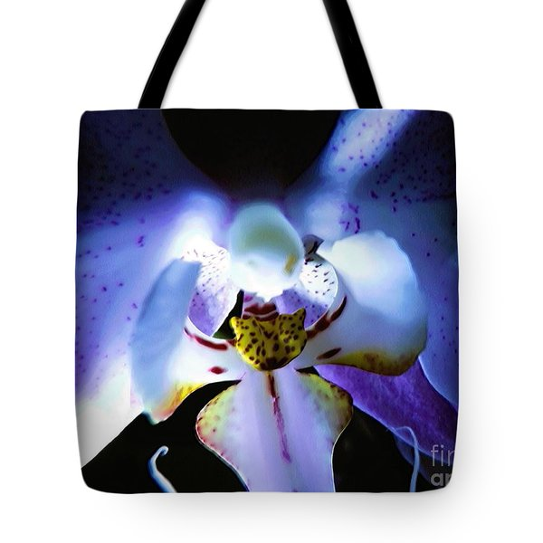 Shadow Dance Tote Bag by Robyn King