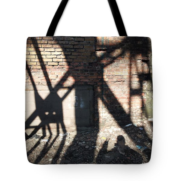 Shadowcat Tote Bag