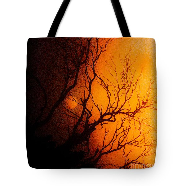 Shadowed Tote Bag