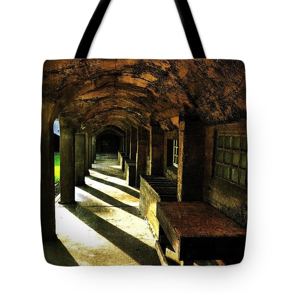 Shadows And Arches I Tote Bag