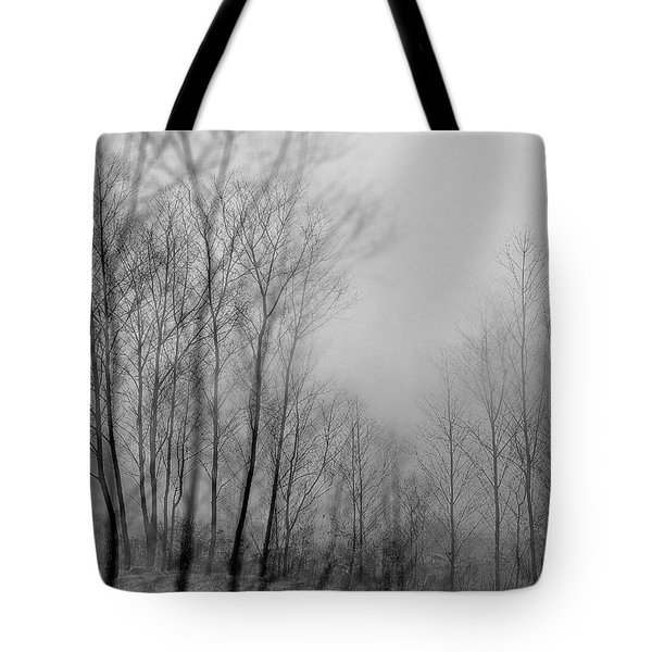 Shadows And Fog Tote Bag