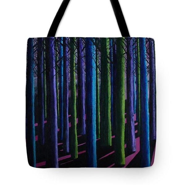 Shadows And Moonlight Tote Bag
