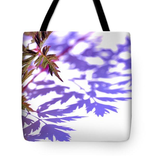 Shadows Tote Bag by Eiwy Ahlund