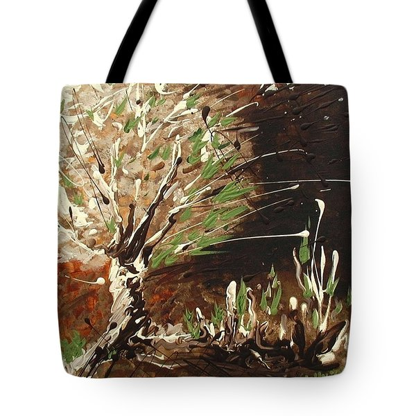 Shadows Tote Bag by Holly Carmichael
