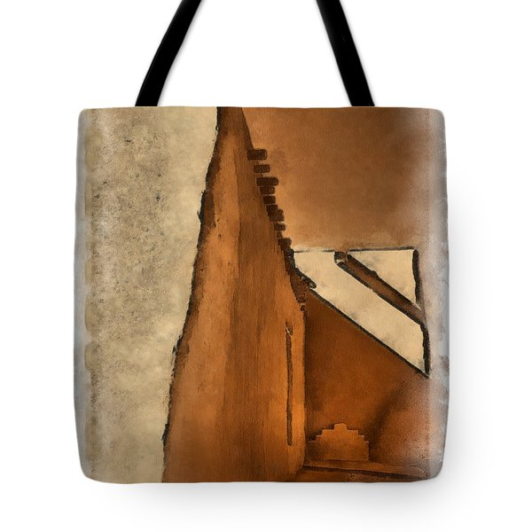 Shadows In Aquarell   Tote Bag
