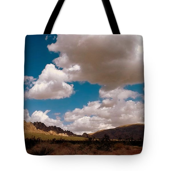 Shadows In The Valley Tote Bag