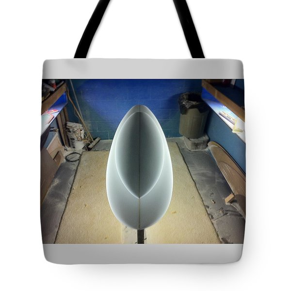 Shadows Of Shaping Tote Bag