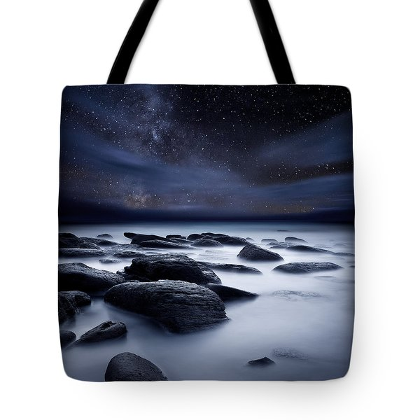 Shadows Of The Night Tote Bag