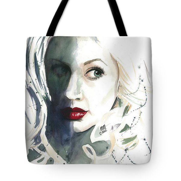 Shadows Of The Past Tote Bag