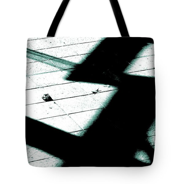 Shadows On The Floor  Tote Bag