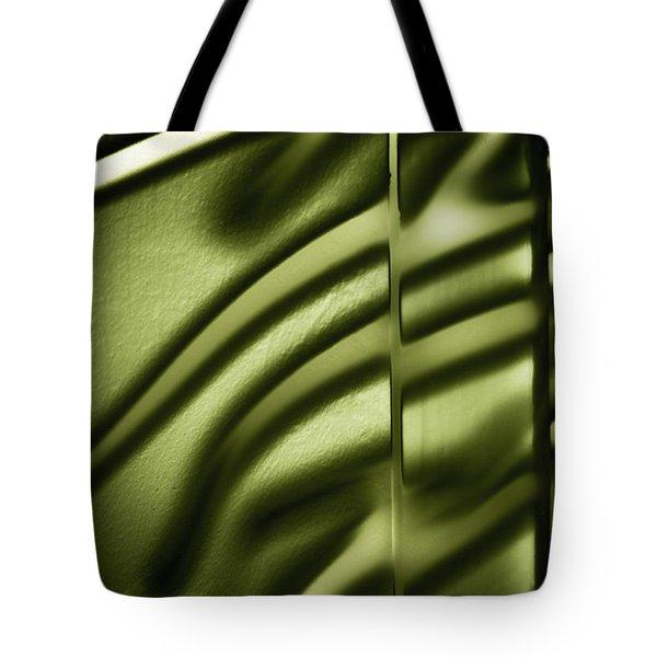 Shadows On Wall Tote Bag