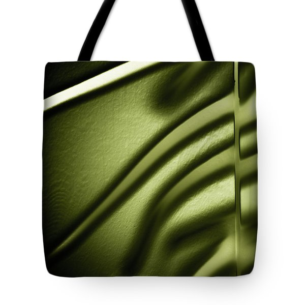 Shadows On Wall Tote Bag by Darryl Dalton