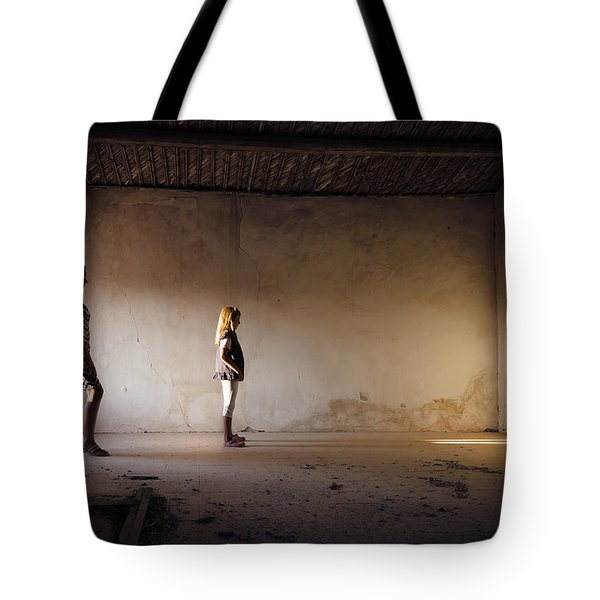 Shadows Reborn - Convergence Tote Bag