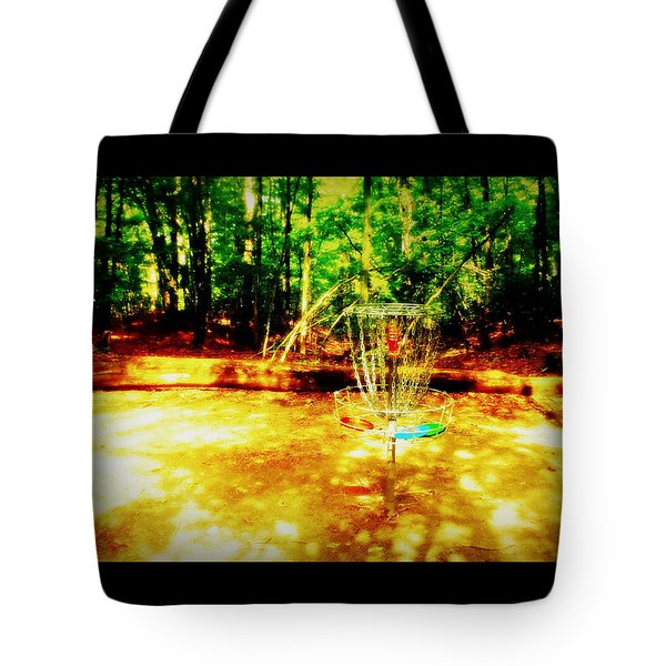 Shady Tee Tote Bag