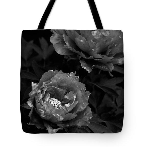 Shakuyaku Tote Bag by Rachel Mirror