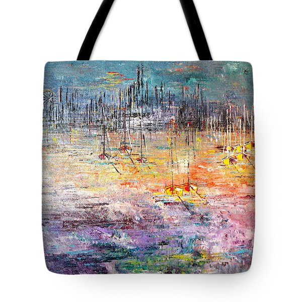 Shallow Water - Sold Tote Bag