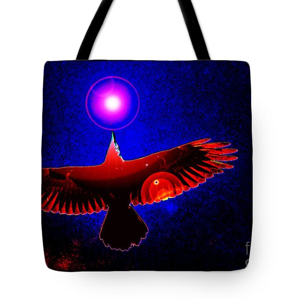 Shamanic Dream Tote Bag
