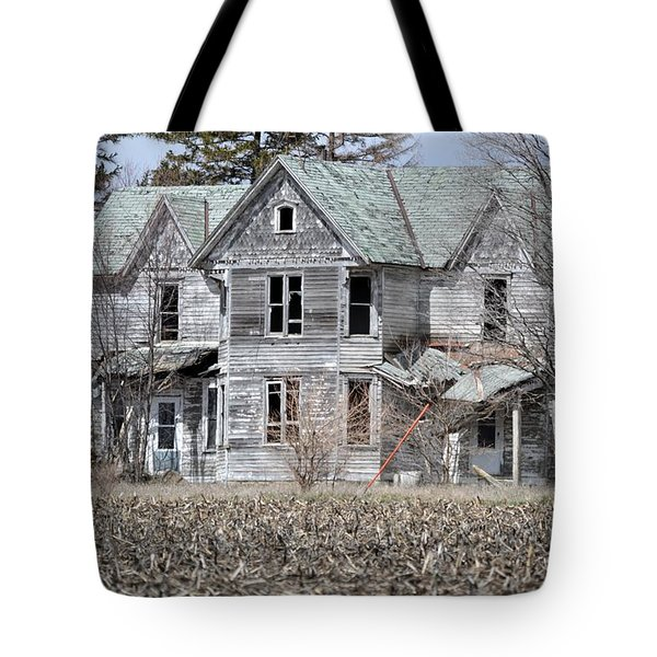 Shame Tote Bag by Bonfire Photography