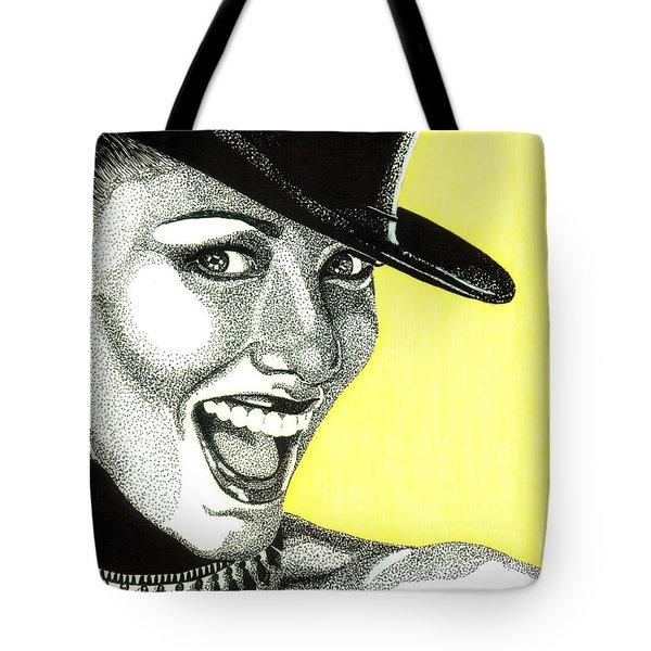 Shania Twain Tote Bag