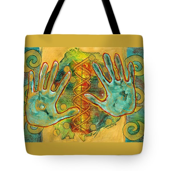 Shape Of Things Tote Bag