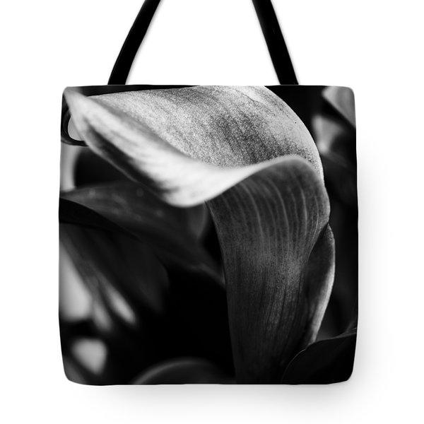 Shapely As A Lily Tote Bag by Christi Kraft