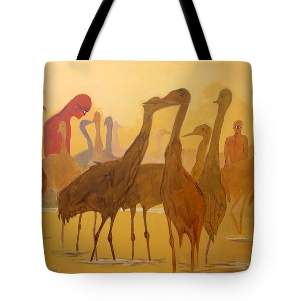 Shapes Just Shapes Formas Nada Mas Tote Bag