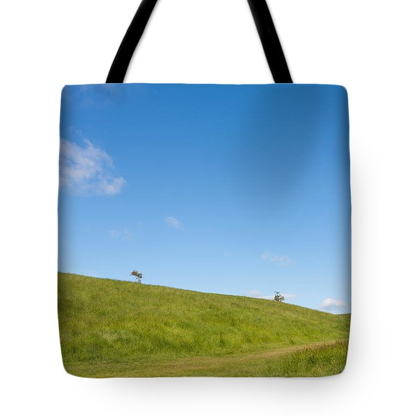 Shapes Of Nature Part Three Tote Bag by Semmick Photo