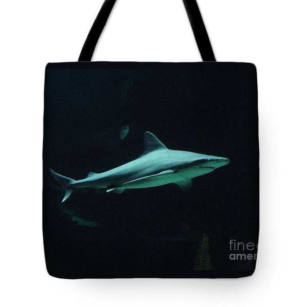 Shark-09451 Tote Bag by Gary Gingrich Galleries