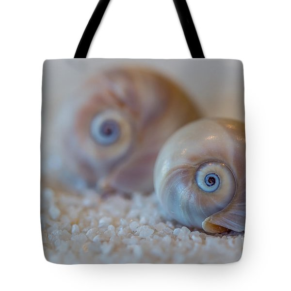 Shark Eye Tote Bag