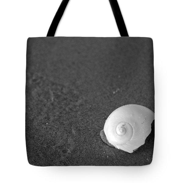 Shark's Eye In The Sand Tote Bag